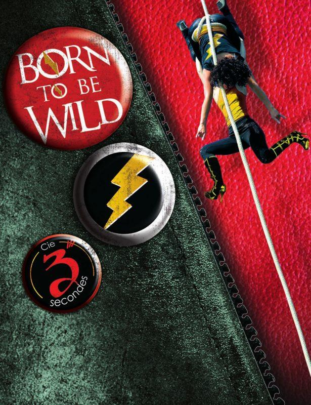 Spectacle de fin d'année – Cie 3 Secondes – Born to be Wild – 22 juin 2014 – 16h