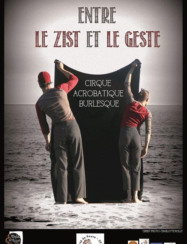 Soirée Soupe – Cirque Content Pour Peu – 15 février 2014