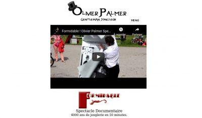 Oliver Palmer, Gentleman jongleur