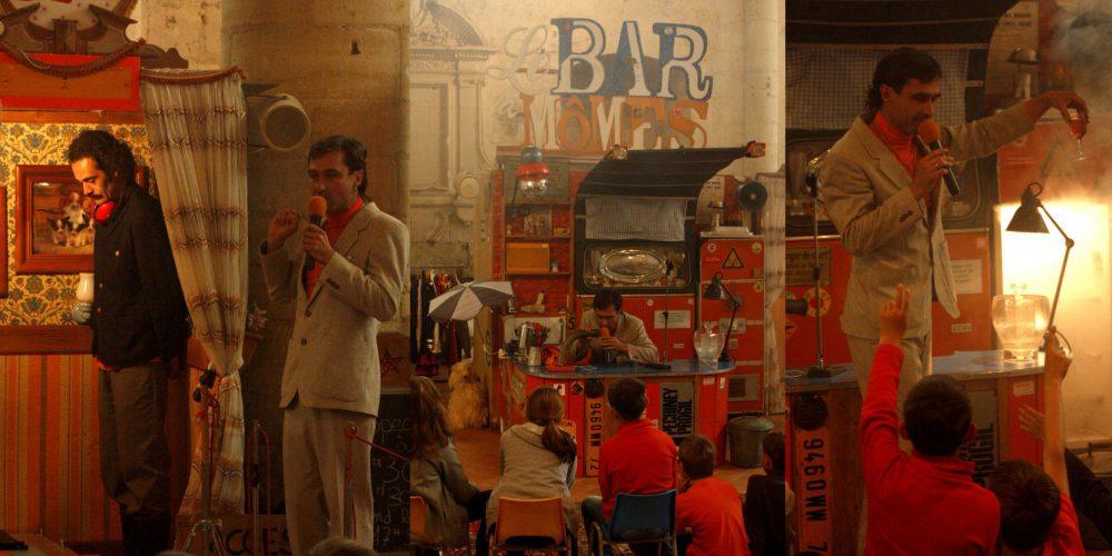 Les P'tites Pagailles, Le Bar à Mômes